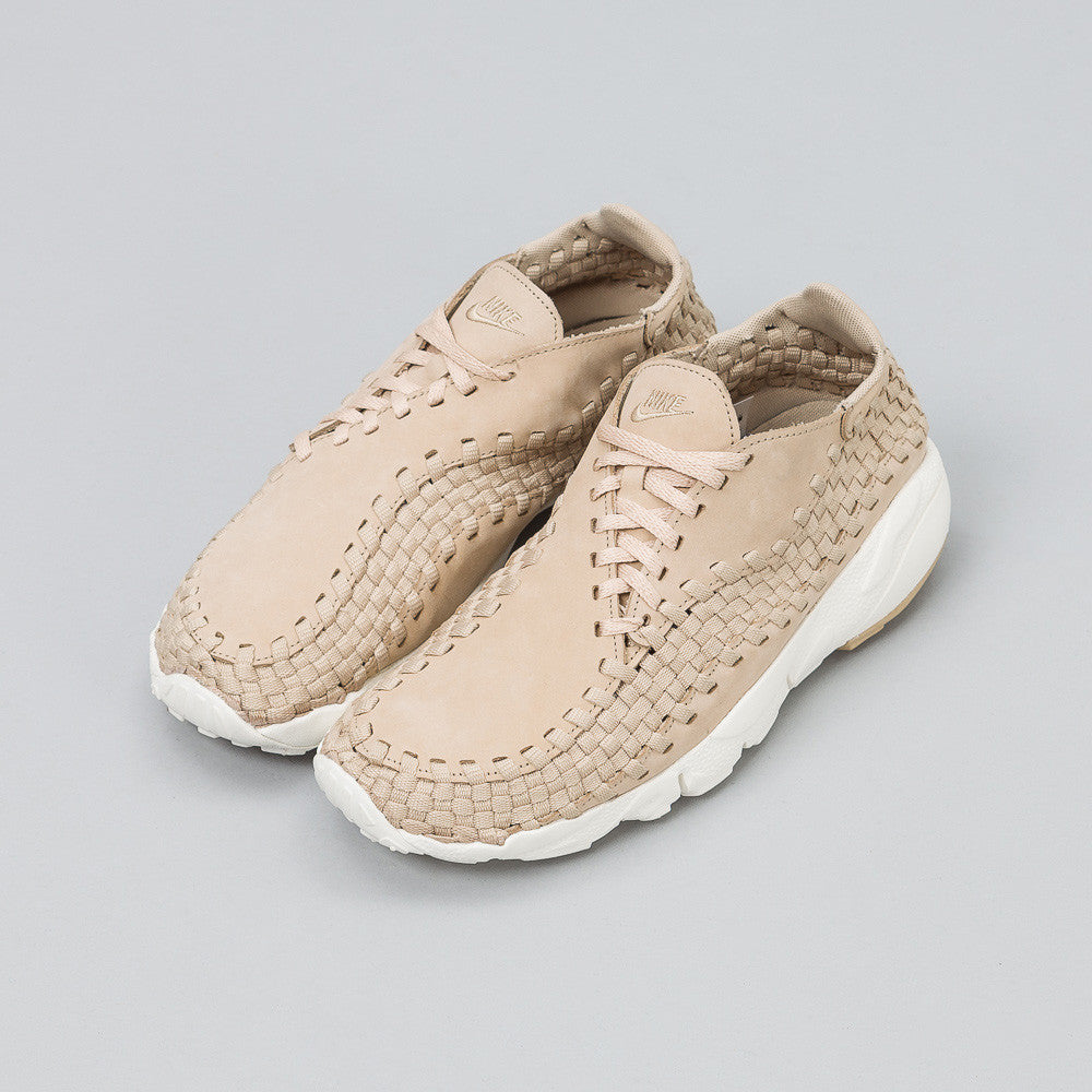 Nikelab Air Footscape Woven NM in Linen 874892-200