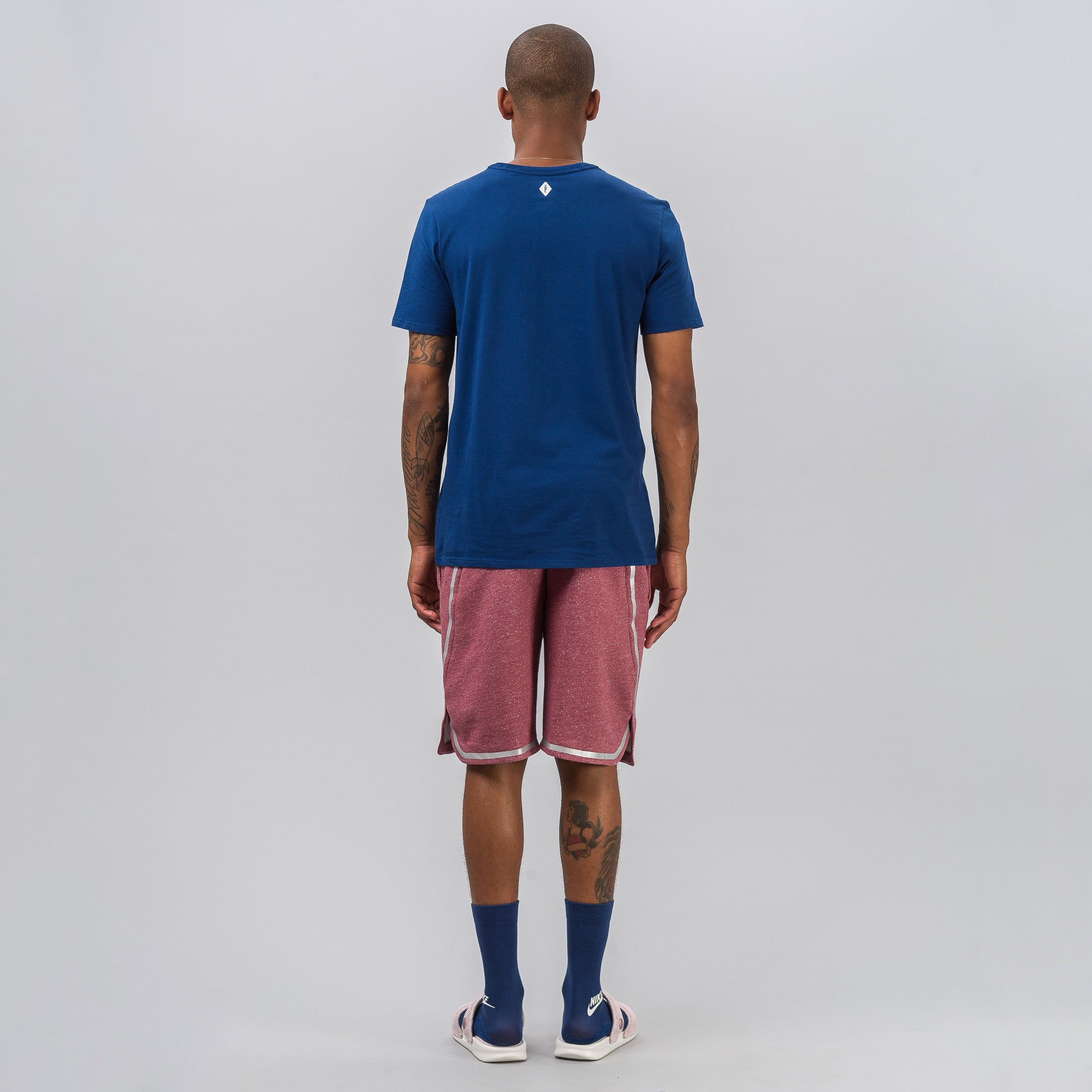 Nikelab x Pigalle Basketball Short in Port