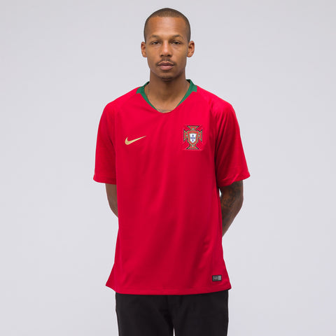 Nike Portugal Home Stadium Jersey in Red - Notre