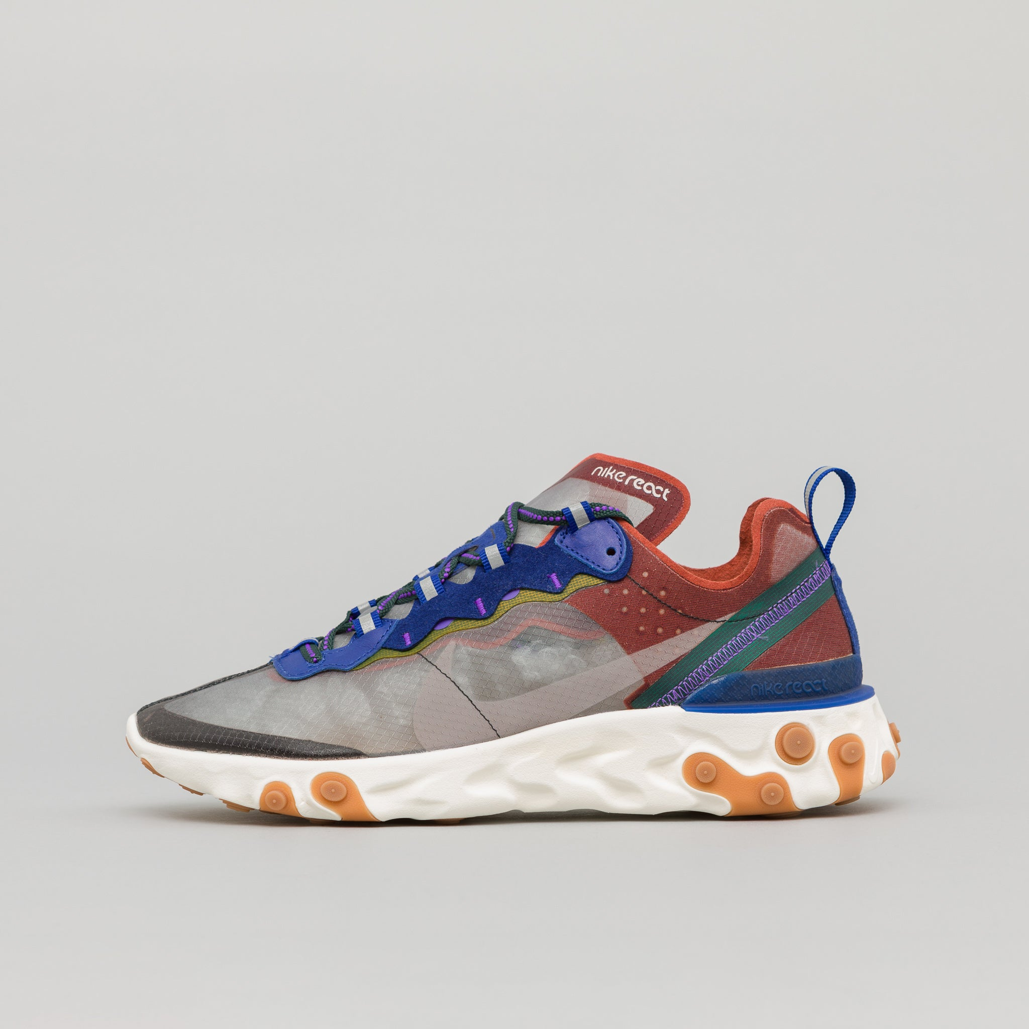 React Element 87 in Dusty Peach/Grey