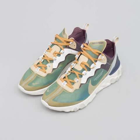 Nike x Undercover React Element 87 in Green Mist - Notre