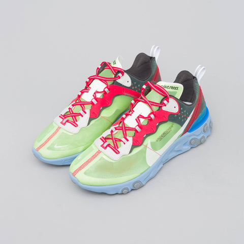 Nike x Undercover React Element 87 in Volt - Notre