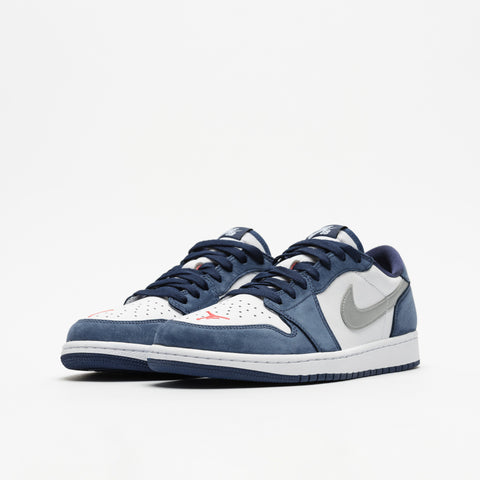 Jordan Air Jordan 1 Low in Midnight Navy - Notre
