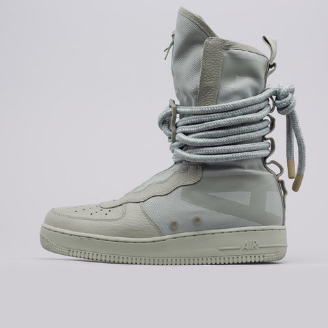 Nike Special Field Air Force 1 Hi Boot in Sage - Notre