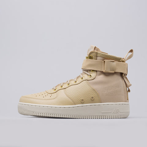 Nike Special Field Air Force 1 Mid in Mushroom - Notre