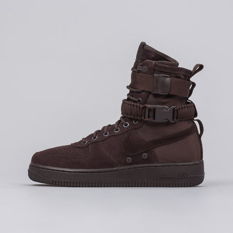 Adidas Special Field Air Force 1 in Brown - Notre