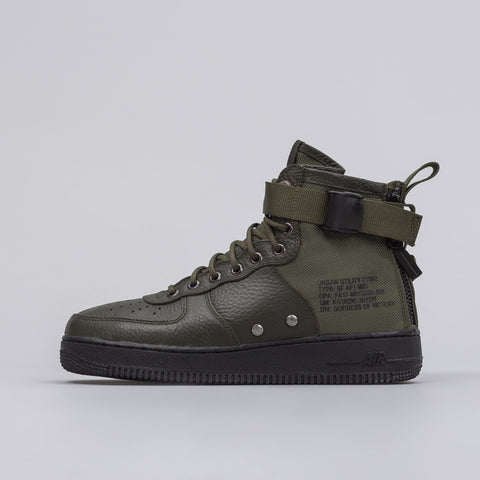 Nike Special Field Air Force 1 Mid in Sequoia - Notre