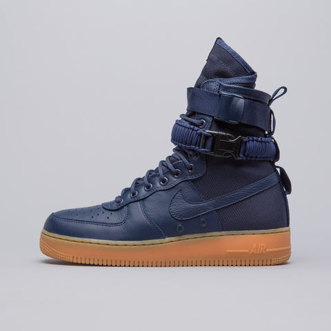 Nike Special Field Air Force 1 in Midnight Navy - Notre