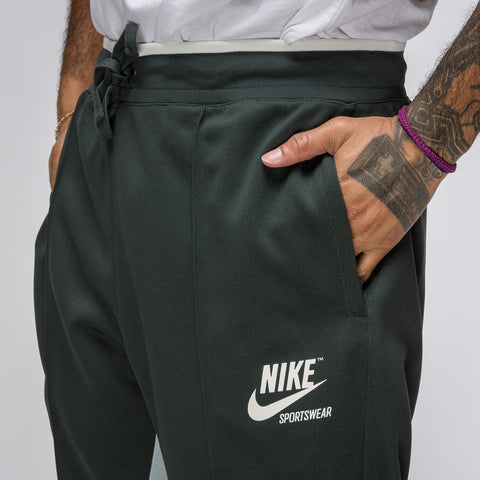 Nike Sportswear Archive Track Pant in Outdoor Green - Notre