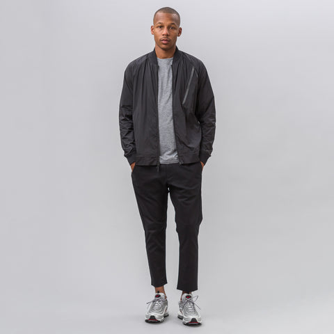 Nike Sportswear Tech Hypervarsity Jacket in Black - Notre