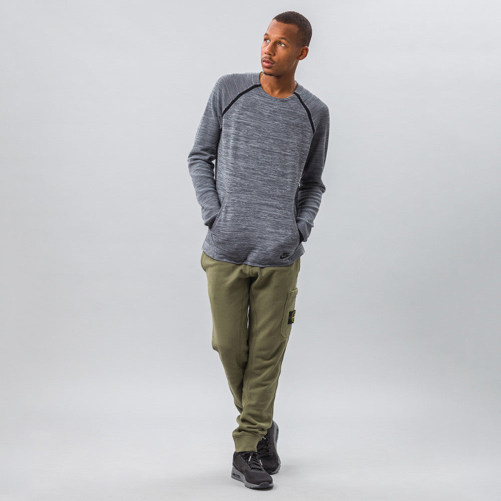 Nike - Tech Knit Crew in Grey - Notre - 1