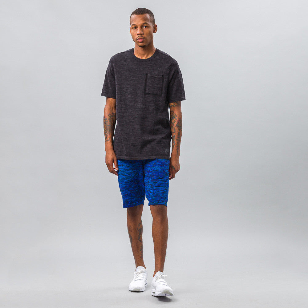 Nike - Tech Knit Shorts in Cobalt - Notre - 1