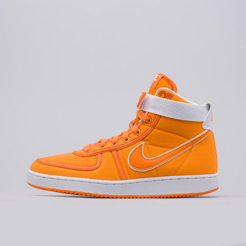 Nike Vandal High Supreme Doc Brown in Bright Ceramic/White - Notre