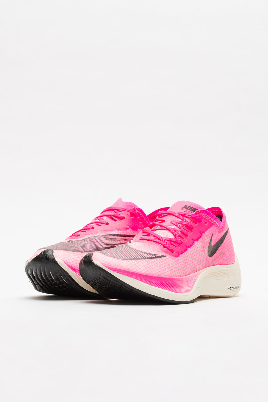 Nike ZoomX Vaporfly Next% in Pink Blast - Notre