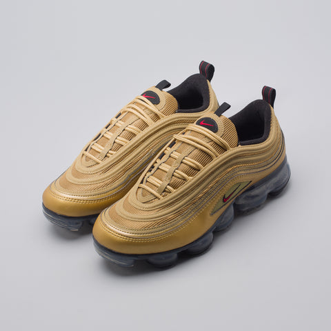 Nike Air Vapormax 97 in Metallic Gold - Notre