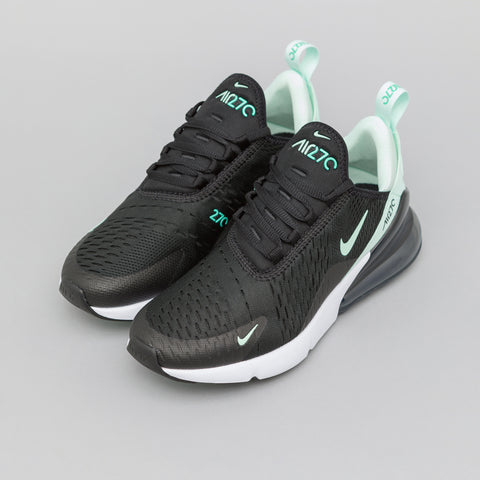Nike Women's Air Max 270 in Black/Igloo - Notre