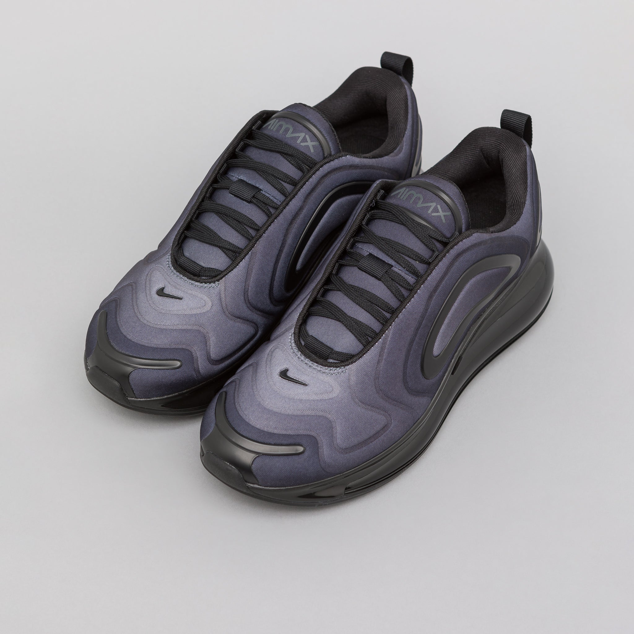 e6f4aee9038db Nike Air Max 720 in Black Anthracite