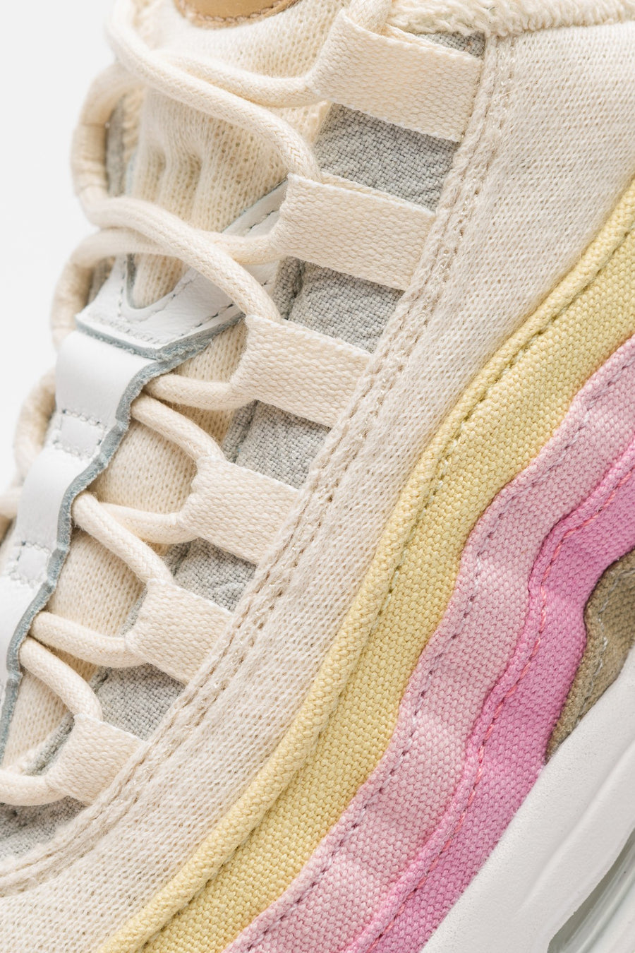 promo code 30fbe ad0fe Air Max 95 QS in Natural Dyed Lemon/Plum