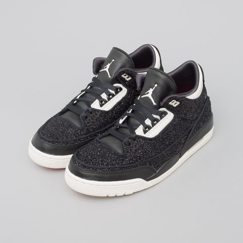 Jordan x Vogue Women's Air Jordan 3 Retro in Black - Notre