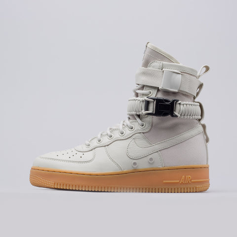 Nike Women's Special Field Air Force 1 in Light Bone - Notre