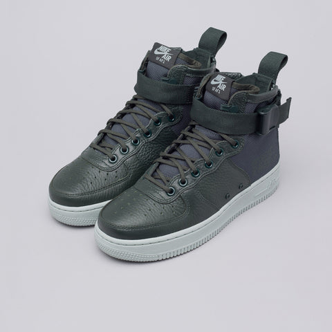 Nike Women's Special Field Air Force 1 Mid in Outdoor Green - Notre