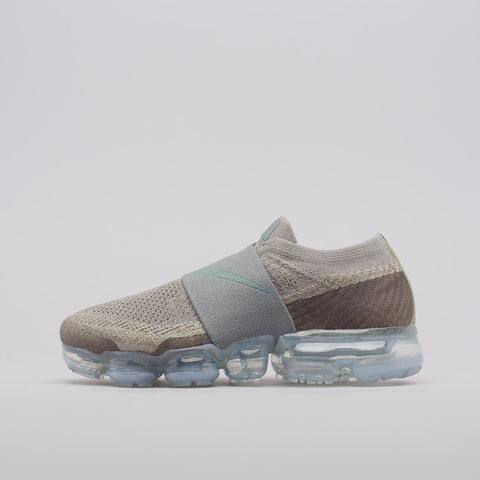 Nike Women's Air Vapormax FK Moc in Dark Stucco - Notre