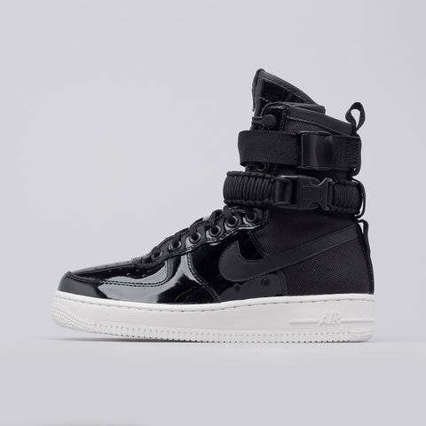 Nike Women's Special Field Air Force 1 SE PRM in Black - Notre