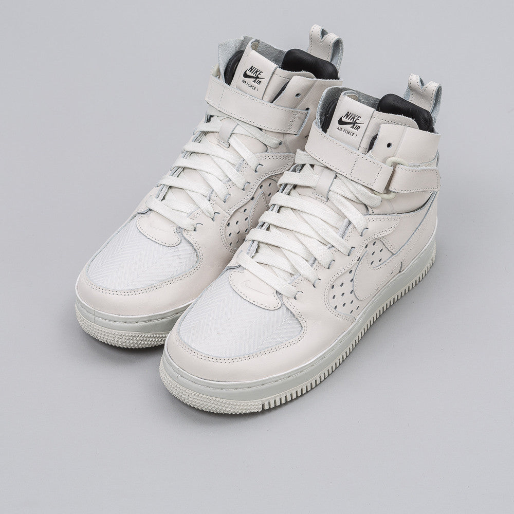 Nike NikeLab Women's Air Force 1 Hi CMFT TC SP in Ivory - Notre
