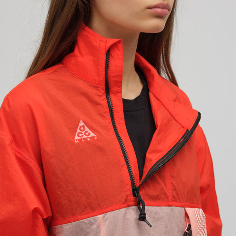 ACG Anorak in Habanero Red