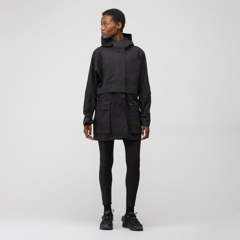 NikeLab Women's XX Project Jacket in Black - Notre