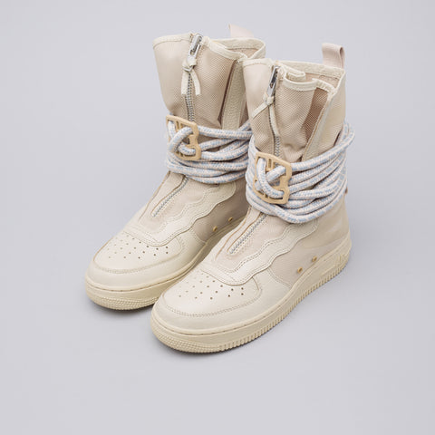 Nike Special Field Air Force 1 Hi Boot in Rattan - Notre