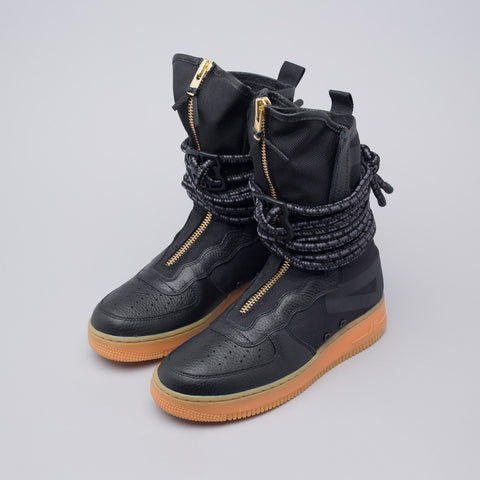 Nike SF AF-1 High in Black - Notre