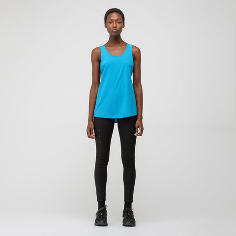 NikeLab Women's XX Training Tank in Blue - Notre