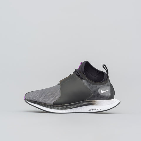 Nike Women's Zoom Pegasus Turbo XX in Black - Notre