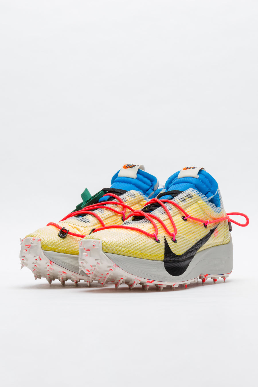Off-White Vapor Street in Tour Yellow/Light Bone