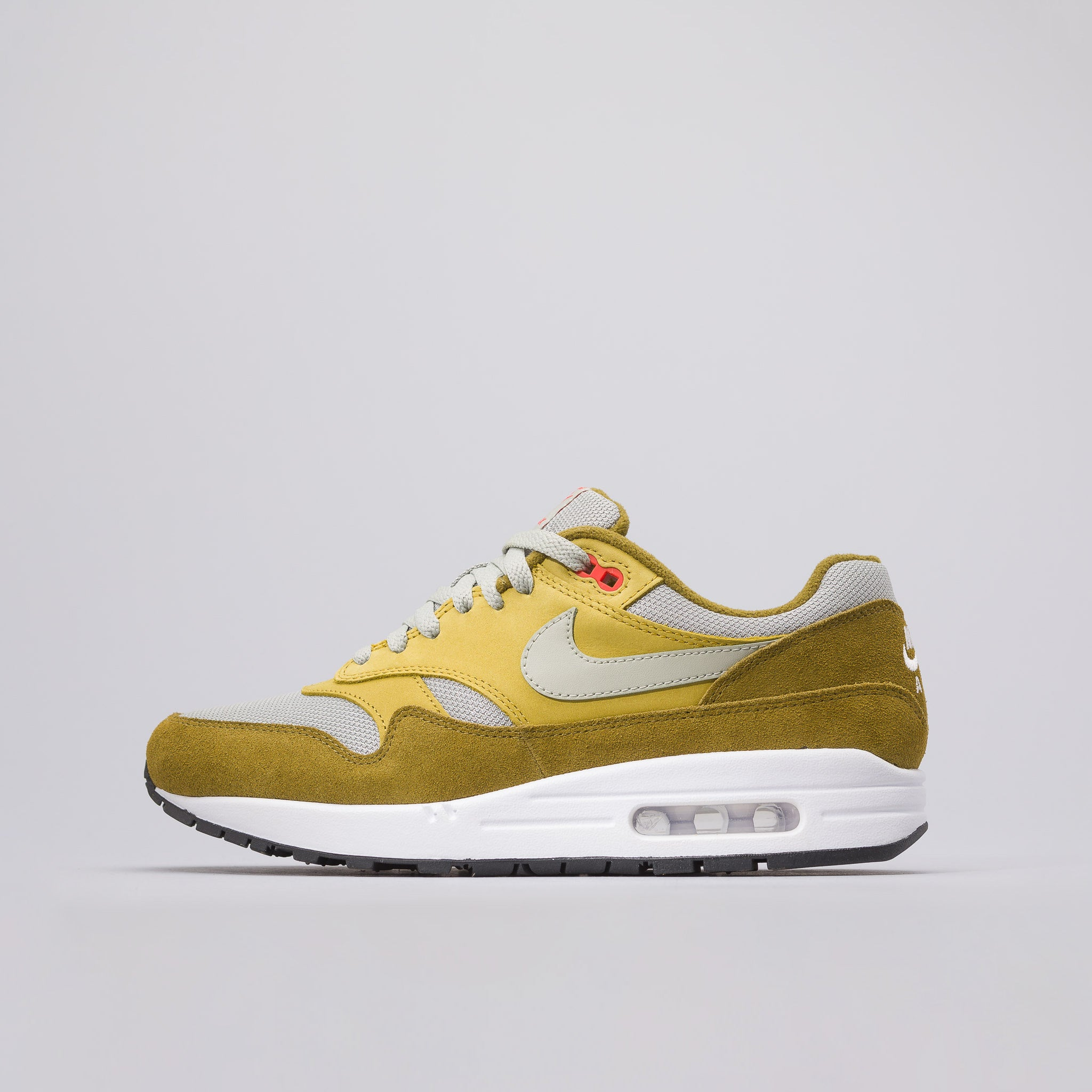 NIKE ATMOS AIR MAX 1 PREMIUM RETRO GREEN CURRY