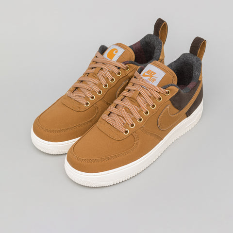 Nike x Carhartt WIP Air Force 1 07 PRM in Ale Brown - Notre
