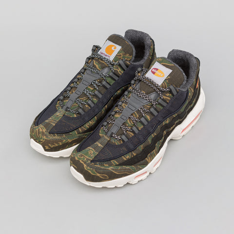 Nike x Carhartt WIP Air Max 95 in Black/Orange - Notre