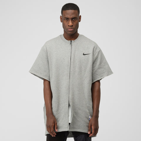 Nike x Fear of God Warm Up Top in Dark Grey - Notre