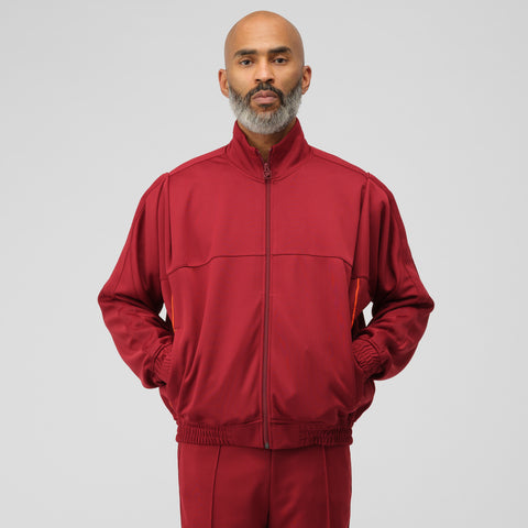 NikeLab x Martine Rose Track Jacket in Red - Notre
