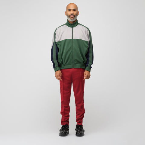 NikeLab x Martine Rose Track Pant in Red/Red - Notre