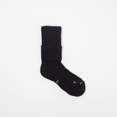 MMW Socks in Black/White
