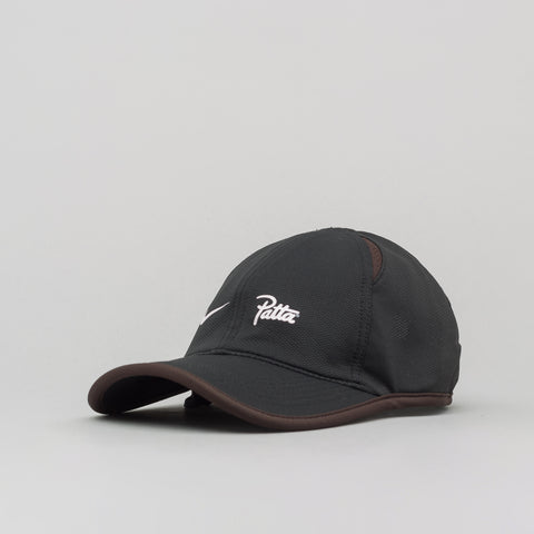 Nike x Patta Featherlight Cap in Black - Notre