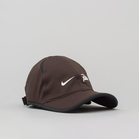 Nike x Patta Featherlight Cap in Velvet Brown - Notre