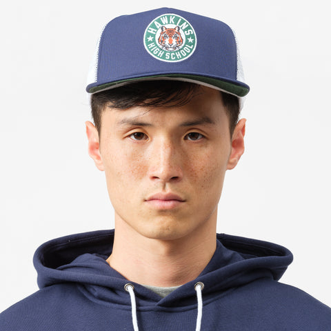 Nike Stranger Things Pro Cap in College Navy - Notre