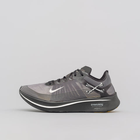 Nike x Gyakusou Zoom Fly in Black/Sail - Notre