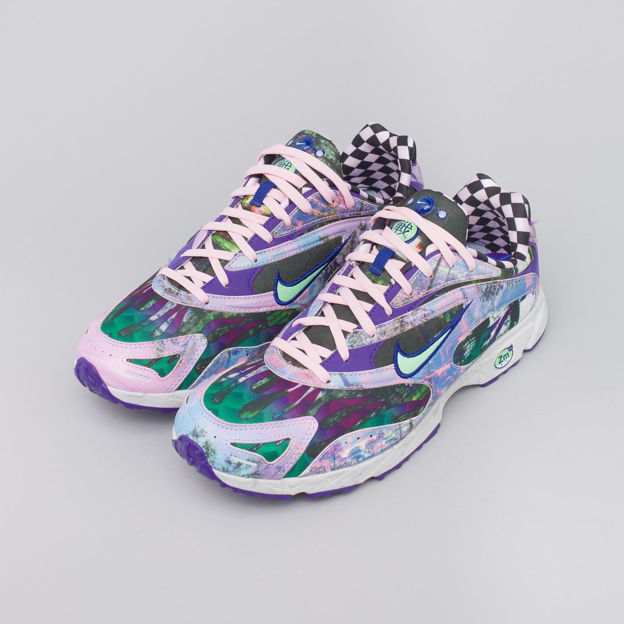 Zoom Streak Spectrum Plus PRM in Court Purple