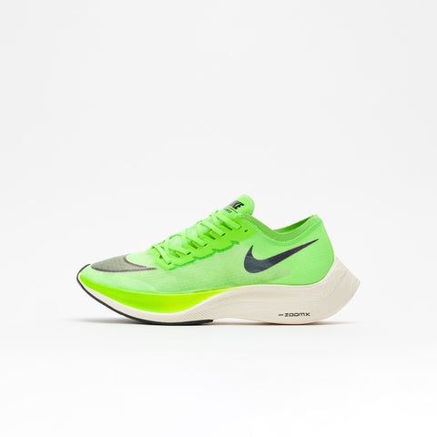 266ce825a117c Nike Nike ZoomX Vaporfly Next in Electric Green - Notre ...