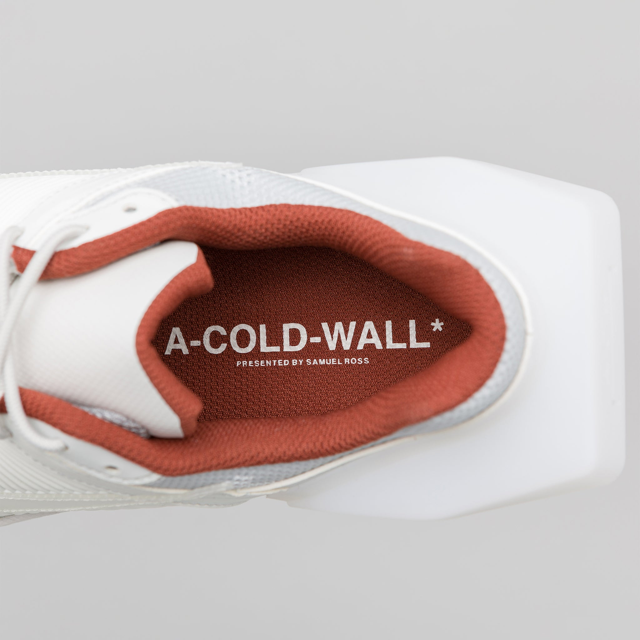 x A-COLD-WALL* Zoom Vomero 5 in Sail