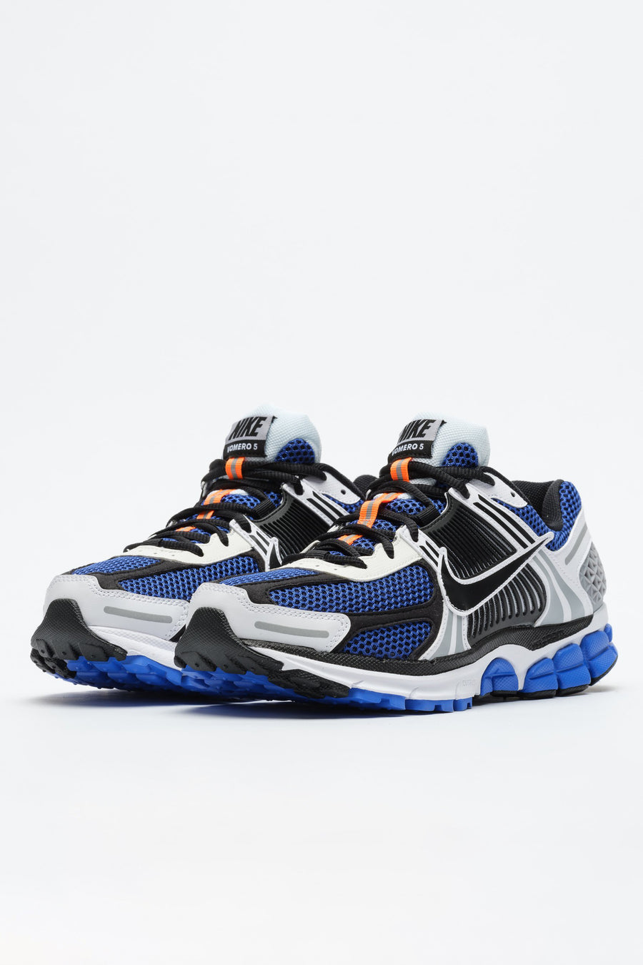 Nike Zoom Vomero 5 SE SP in White/Racer Blue - Notre